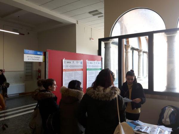 ITS Smart presente a Going : giornate di orientamento 2019 ad Ascoli