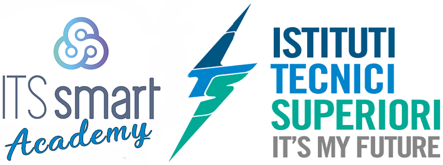 ITS  SMART Academy - Istituto Tecnico Superiore  Nuove Tecnologie per il MADE  IN ITALY Logo